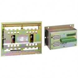 29350 - base plate with mechanical and electrical interlocking - 100..250 A, Schneider Electric