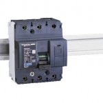 18664 - NG125 - circuit breaker - NG125N - 3P - 100A - B curve, Schneider Electric