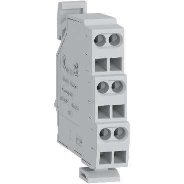 33170 - comutator auxiliar glisant NO/NC 6 A - 240 V - Masterpact NT/NW NS630b...1600, Schneider Electric