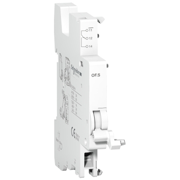 A9N26923 - Acti 9 - auxiliary contact  OFS 1 O/C for RCCB, Schneider Electric