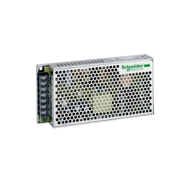 ABL1RPM24042 - regulated SMPS - single phase - 100..240 V input - 24 V output - 100 W, Schneider Electric