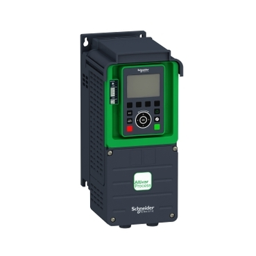 ATV930U55N4 - variable speed drive - ATV930 - 5,5kW - 400/480V - with braking unit - IP21, Schneider Electric