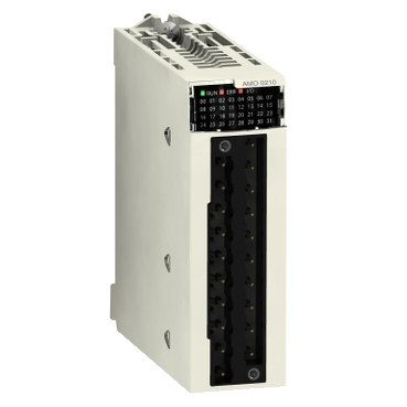 BMXAMI0810 - isolated analog input module, Schneider Electric