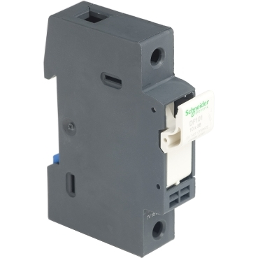DF101 - TeSyS fuse-disconnector - 1P - 25A - fuse size 10 x 38 mm, Schneider Electric