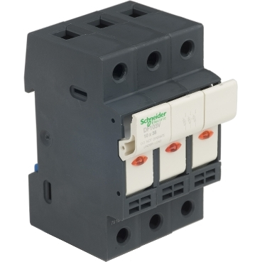 DF103 - TeSyS fuse-disconnector 3P 32A - fuse size 10 x 38 mm, Schneider Electric