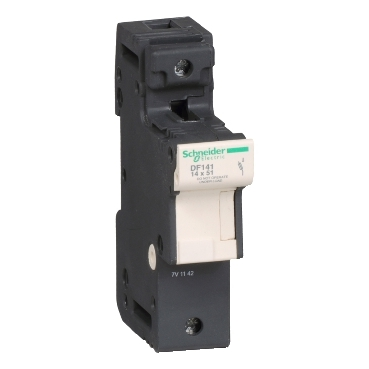 DF141 - TeSyS fuse-disconnector 1P 50A - fuse size 14 x 51 mm, Schneider Electric