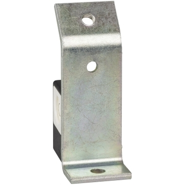 DZ5MS10 - Combined support bracket (vertical), Schneider Electric