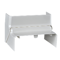 ETK10120E - Ultra - adjustable internal corner - 101 x 34/50 mm - ABS - white, Schneider Electric (multiplu comanda: 5 buc)