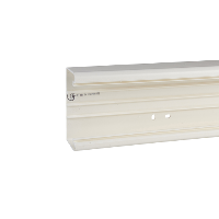ETK10150E - Ultra - installation trunking - 101 x 50 mm - plastic - white - 2 m, Schneider Electric (multiplu comanda: 16 buc)
