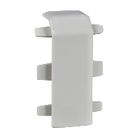 ETK10170E - Ultra - joint cover piece - 101 x 34/50 mm - ABS - white, Schneider Electric (multiplu comanda: 10 buc)