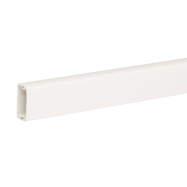 ETK32917 - Ultra - mini trunking - 32 x 17 mm - PVC - white - 2 m, Schneider Electric (multiplu comanda: 60 buc)