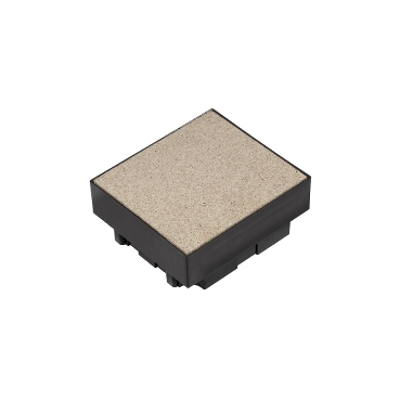 ETK44834 - Ultra - screeded floor box - 4 modules, Schneider Electric