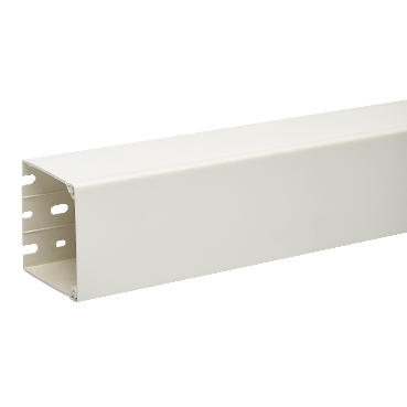 ETK60360 - Ultra - distribution trunking - 60 x 60 mm - PVC - white - 2 m, Schneider Electric (multiplu comanda: 16 buc)