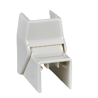 ETK74020 - Ultra - adjustable internal corner - 74 x 21 mm - ABS - white, Schneider Electric (multiplu comanda: 10 buc)