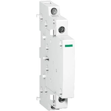 GAC0521 - TeSys GC & GY - auxiliary contacts block - 1 NO + 1 NC, Schneider Electric