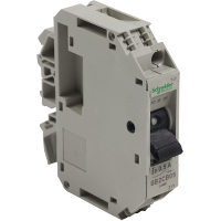 GB2CB05 - TeSys GB2 - thermal-magnetic circuit breaker - 1P - 0.5 A - Id = 6.6 A , Schneider Electric