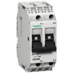 GB2DB10 - TeSys GB2 - thermal-magnetic circuit breaker - 2P - 5 A - Id = 66 A , Schneider Electric (multiplu comanda: 3 buc)