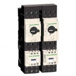 GV3G264 - Linergy FT - Comb busbar for parallelling 2 contactors , Schneider Electric