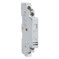 GZ1AN11 - Easypact TVS - auxiliary contact mounted on left hand side - NO+NC, Schneider Electric