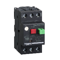GZ1E16 - motor circuit breaker GZ1 - 3 poles 3d - 9..14A - thermomagnetic trip unit, Schneider Electric