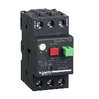 GZ1E32 - motor circuit breaker GZ1 - 3 poles 3d - 24..32A - thermomagnetic trip unit, Schneider Electric