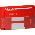 LAD9ET1S - TeSys D - safety protective cover - for LC1 D09...65, Schneider Electric