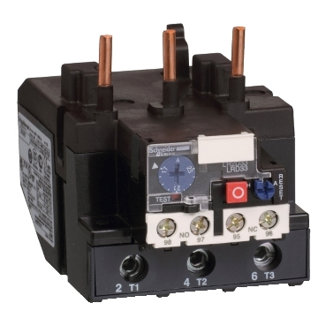 LRD3359 - TeSys LRD thermal overload relays - 48...65 A - class 10A, Schneider Electric