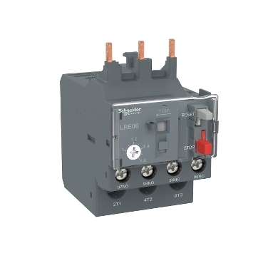 LRE06 - EasyPact TVS differential thermal overload relay 1...1.6 A - class 10A, Schneider Electric