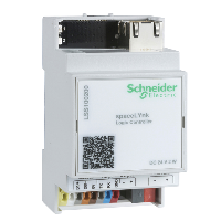 LSS100200 - spaceLYnk logic controller, Schneider Electric