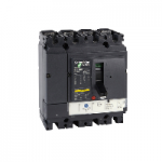 LV429571 - circuit breaker Compact NSX100B - TMD - 80 A - 4 poles 4d, Schneider Electric