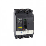 LV430313 - circuit breaker Compact NSX160B - TMD - 80 A - 3 poles 3d, Schneider Electric