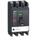 LV432676 - circuit breaker Compact NSX400F - Micrologic 2.3 - 400 A - 3 poles 3d, Schneider Electric