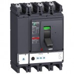 LV432677 - circuit breaker Compact NSX400F - Micrologic 2.3 - 400 A - 4 poles 4d, Schneider Electric