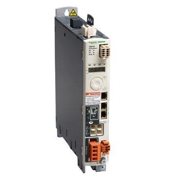 LXM32AD72N4 - motion servo drive - Lexium 32 - three-phase supply voltage 208/480V - 0.4 kW, Schneider Electric