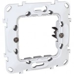 MGU7.002.PGL - Unica - universal fixing frame with long fixed claws - 2 m - 1 gang, Schneider Electric