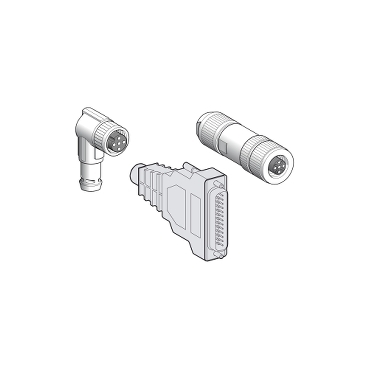 MNA3CS008 - spring clamp connector kit - 2, 4 and 11 pins, Schneider Electric