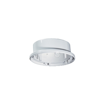 MTN550619 - Surface-mounted housing for ARGUS Presence, polar white, Schneider Electric
