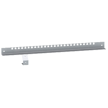 NSYCFP80 - Spacial lower cable guide cross rail - 800 mm, Schneider Electric