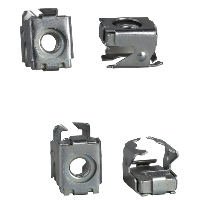 NSYCNFM6 - Cage nut M6. Supply: 50 units, Schneider Electric (multiplu comanda: 50 buc)