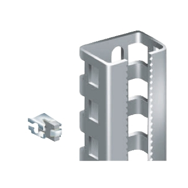 NSYCNM8 - Removable cage nut M8. Supply: 50 units, Schneider Electric (multiplu comanda: 50 buc)
