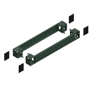 NSYSPF7100 - Spacial SF/SM front plinth - 100x700 mm, Schneider Electric