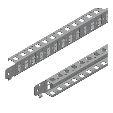 NSYSQCR4080 - Spacial SF/SM quick fixing cross rails - 40 mm, Schneider Electric