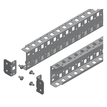 NSYSUCR6580 - Spacial SF/SM universal cross rails - 65 mm, Schneider Electric