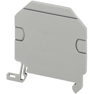 NSYTRAP22 - NSYTR partition plate for screw single-level terminal block 1x1 - 2.5 to 10mm?, Schneider Electric (multiplu comanda: 50 buc)