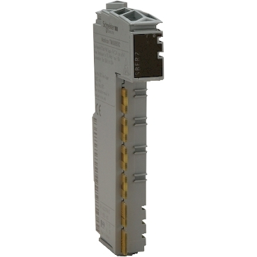 TM5SBER2 - remote receiver module - communication between remote I/O & distribute power, Schneider Electric