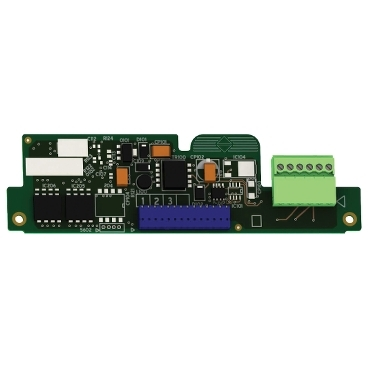 VW3A3401 - encoder interface card with RS422 compatible differential outpts - 5 V DC, Schneider Electric