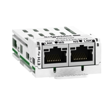 VW3A3616 - Ethernet TCP/IP communication module, Schneider Electric