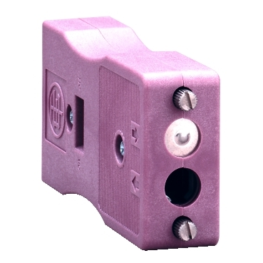 VW3CANKCDF180T - CANopen female SUB-D9 connector - straight, Schneider Electric