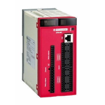 XPSMC32Z - controler de sig. XPS-MC - 24 V c.c. - 32 int. - semnaliz. cu 46 LED-uri, Schneider Electric