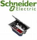 Doze de pardoseala, OptiLine 45, Schneider Electric